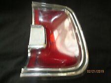 1967 PLYMOUTH BARRACUDA RIGHT RH REAR TAIL LIGHT  LAMP ASSEMBLY ORIGINAL OEM