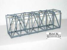 K21R Hack Ho Bridge Straight in Trellis Metal Grey