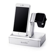 iPhone 7/7 Plus Stand Holder Charger Apple Watch Charging Dock Station 2016