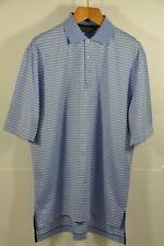 Men's Ralph Lauren Polo Golf, Mercerized Lt.Wt. Pima Jersey Lisle Polo, Size M