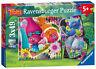 08055 Ravensburger Trolls Jigsaw Puzzles 3x49pc Childrens Kids Games Toy Age 5+