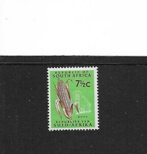 1961 SOUTH AFRICA - MAIZE - SINGLE STAMP - MINT AND NEVER HINGED.