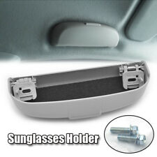 For Mitsubishi Lancer Pajero Montero Sport Car Sunglasses Holder Case Organizer