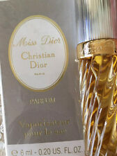 100%AUTHENTIC BEYOND MOST RARE MISS DIOR VINTAGE PURE PARFUM SPRAY ONLY 1on EBAY