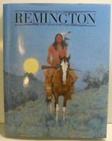 Frederic Remington The Masterworks HC DJ Cowboys The West Native Americans