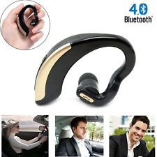 Wireless Bluetooth Headset Handfree Earpiece Earphone W/ Mic for iPhone Nokia Lg