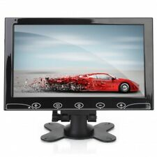 Pyle PLHR101 10'' HD Video Screen Display Monitor with Built-in Speakers (1080p)
