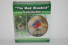 Songbird Essentials Mad Bluebird, Photo by Michael L. Smith, Sun catcher