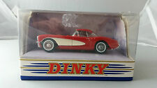 Matchbox Dinky Collection DY-23 1956 Chevrolet Corvette Red 1:43 MINT IN BOX