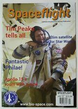 Spaceflight Tim Peake Apollo  Slim Satellite Star Wars Jan 2015 FREE SHIPPING JB