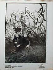 More details for mansun  - uk indie band - 1996 - original press / promo photo