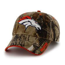 wholesale dealer bf126 d8aaf NFL Denver Broncos 47 Frost MVP Camo Adjustable Hat One Size Fits Most