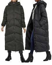 Vero Moda Damen Steppmantel Parka Jacke Wintermantel Winterjacke VMUppsala Long