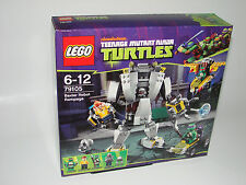LEGO 79105 TURTLES BAXTER ROBOT RAMPAGE NUOVO OVP NEW MISB NRFB