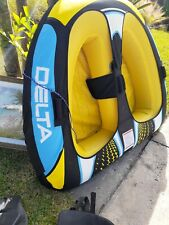 Delta DBX  2  Inflatable Two-Seat Towable Tube