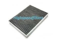 PREMIUM CARBONIZED CABIN AIR FILTER For 2015 2016 2017 FORD MUSTANG