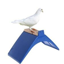 New listing 5pcs Bird Dove Rest Stand Frame Pigeon Perches Grill Dwelling Roost Supplies