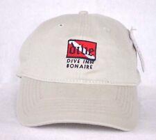*DIVE INN BOINAIRE* ABC Caribbean Islands Scuba diving Ball cap hat OURAY