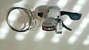 Shimano Deore XT SL-M760 3 speed Shifter. Left shifter, front only