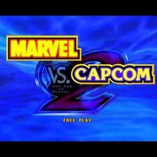 MARVEL vs Capcom 2 2000 SEGA CAPCOM Cartridge NAOMI JVS Fighting Arcade Game F/S