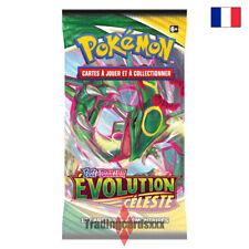 Pokémon - Booster de 10 cartes EB07 Épée et Bouclier: Évolution Céleste