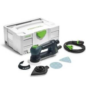 Festool RO 90 DX FEQ-Plus 110v Rotex 90mm Detail Sander