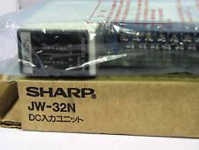 SHARP. JW32N .JW-32N PLC .NEW.Fast shipping