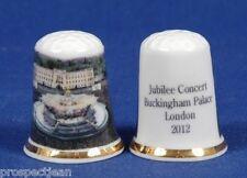 Jubilee Concert London Buckingham Palace 2012 China Thimble B/87