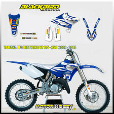 KIT GRAFICHE BLACKBIRD UFO RESTYLING KIT ADESIVI YAMAHA FACTORY YZ 125-250 02>14