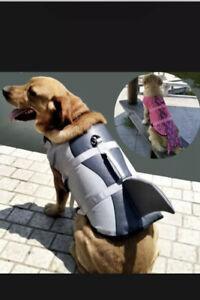 L.D. DOG , Dog Life Jacket Safety Vest Size XL