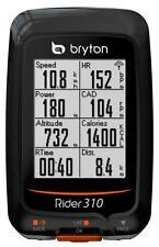 BRYTON Rider 310 ANT+ Bike GPS Computer 67 Functions 310E BLUETOOTH 4.0