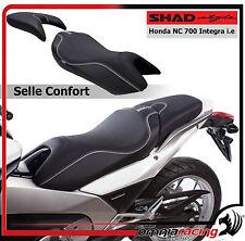 Shad Confort Honda NC 700 Integra 2012> Sella 3D Bielastic Foam Sellone Seat