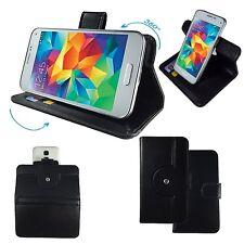 HAIPAI n7889-Protection pour Téléphone Portable étui Sac - 360 ° XL Noir