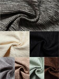 """Chennile Supreme Material-Upholstery & Curtain Fabrics Linen 57"""" Width (1.44m)"""