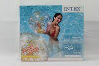 Intex 58070EP Inflatable Glitter Beach Ball, Gold Glitter summer fun Pool ball