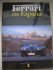 Ferrari en Espana Magazine Number 18 / 2003 Testarossa Cars WRITTEN IN SPANISH
