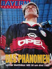 Programm 1998/99 FC Bayern München - Hertha BSC Berlin