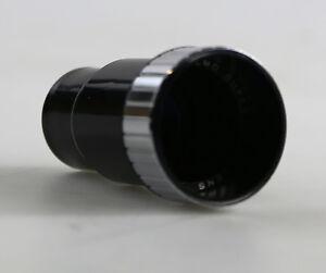 Obiettivo Super 8mm Elmo ST 1200 Zoom Lente Super Per : 1,3 Per = 12 ~25 MM