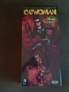 Moebius 1/8 Scale TV Catwoman. Sealed