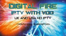 1 MONTH IPTV TRIAL SUBSCRIPTION VOD MAG BOX PORTAL GIFT ZGEMMA HD SPORTS MOVIES