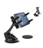 Arkon Slim-Poignée Ultra Deluxe Mini Pare-Brise Portable Montage Téléphone SM679