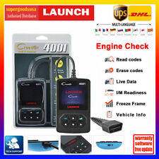Automotive OBD2 Code Reader Check Engine LAUNCH CR4001 Car Diagnostic Scan Tool