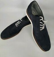 AQ by Aquila Chaz Suede Derby Shoes