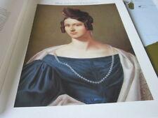 Düsseldorf Archive 5 vie quotidienne 5016 inconnue dame Otto Grashof 1832