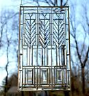 """20.5"""" x 34.5""""  Beveled all clear panel FRANK LLOYD WRIGHT """"TREE OF LIFE"""""""