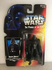 1995 Star Wars Power of the Force Darth Vader with Lightsaber & Cape- NEW - MINT