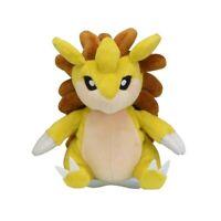 Pokemon Fit Sandslash Plush Doll Stuffed Toy Cute Mini Pokemon Center Rare Gift