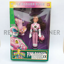 MIGHTY MORPHIN POWER RANGERS - Kimberly Pink Ranger - New MISB MOC Saban 1993
