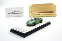 #TIMsinger-green - Timothy & Pierre Porsche 911 Singer - Grün - 1:64