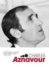 Charles Aznavour: Anthologie, Vol. 1: 1955-1972 (3 DVDs) - Brand New PAL FORMAT